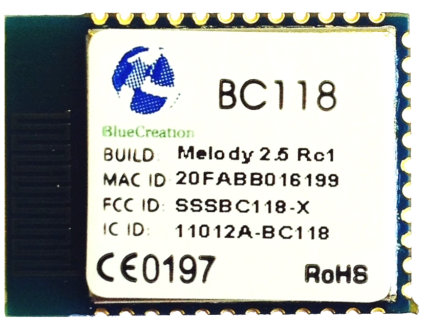 BC118