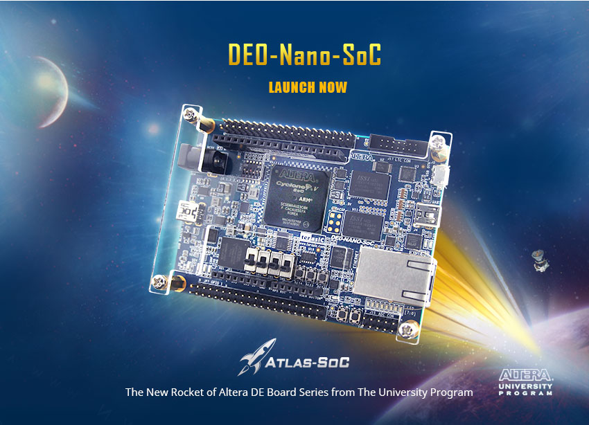 DE0-nano-SoC