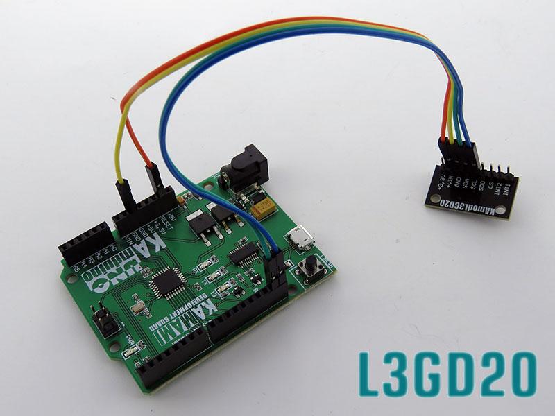 l3gd20-arduino