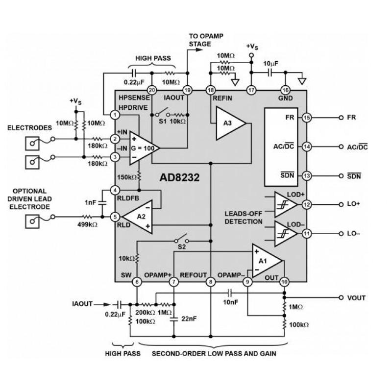 ad8232-evalz-plytka-ewaluacyjna-z-modulem-pulsometru-ad8232