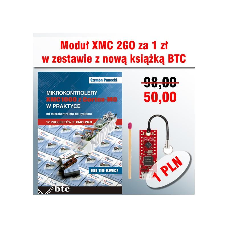 zestaw-xmc2-go-z-ksiazka-mikrokontrolery-xmc1000-z-cortex-m0-w-praktyce
