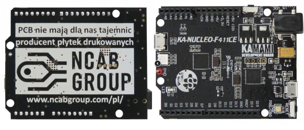 ka-nucleo-f411-board