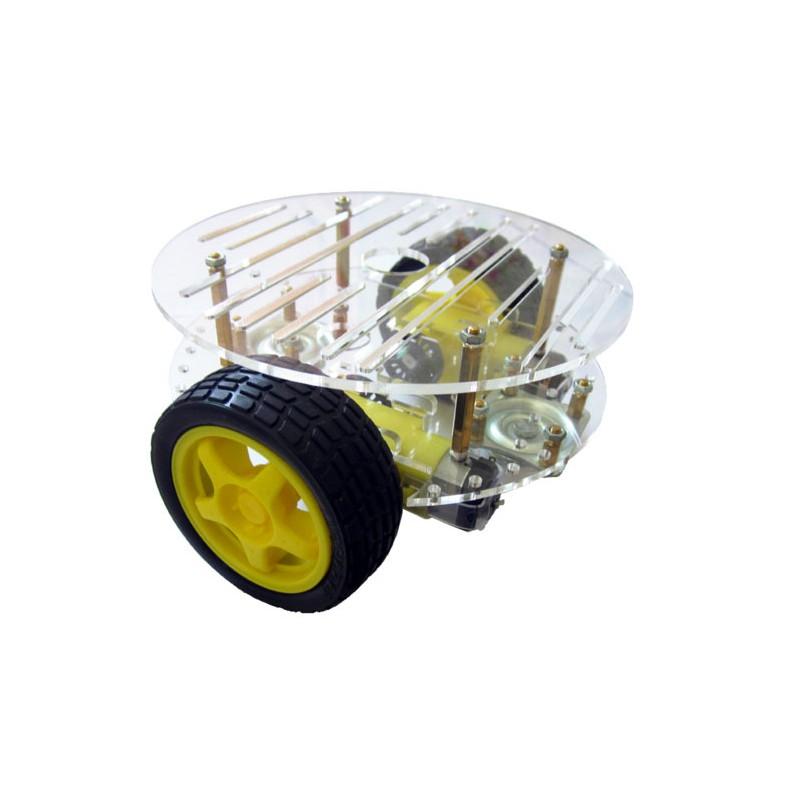 podwozie-2wd-robot-car