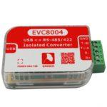 EVC8004 – izolowany konwerter USB <-> RS485/RS422