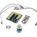 [PROJEKT] Detektor gazów palnych i dymu – Arduino i czujnik MQ-2