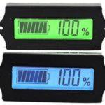 Testery pojemności akumulatorów z wyświetlaczem LCD
