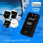 Segger J-Link z obsługą CMSIS-DAP