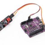 KAmodLIS35DE – przykład aplikacji modułu sensora MEMS i Arduino