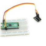 Raspberry Pi Pico i KAmodLPS25HB – aplikacja przykładowa