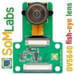 Nowe moduły akcesoryjne firmy SoMLabs: kamera 5Mpx i adapter SSD