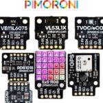 Pełna oferta modułów Pimoroni dostępna z półki