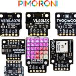 Pimoroni MSA301 3DoF Motion Sensor z 3-osiowym akcelerometrem